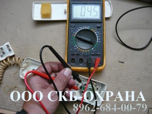 Фотодомофон ремонт своими руками